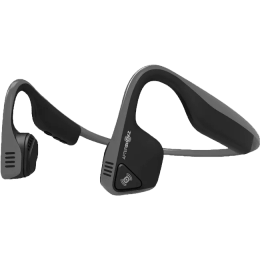 Aftershokz Trekz Titanium Wireless Bluetooth Headphones (Grey)_1