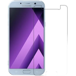 Scratchgard Tempered Glass Screen Protector for Samsung Galaxy A5 (Clear)_1