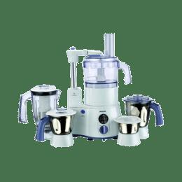 Philips 750 Watt Food Processor (HL 1659, White)_1