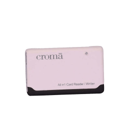 Croma USB 2.0 (Type-A) 41 in 1 Card Reader (CXA1089, Pink)_1