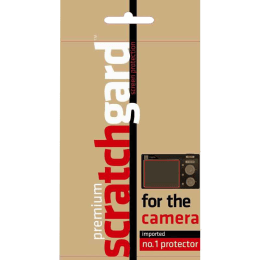 Scratchgard 2.7 Inch LCD Screen Protector for Digital Camera (Transparent)_1