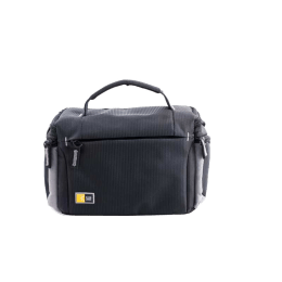 Case Logic Dobby Nylon Camcorder Bag (TBC-305, Black)_1
