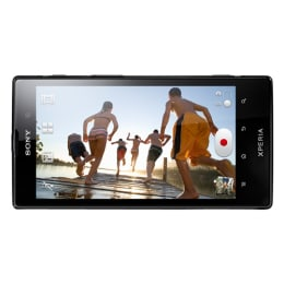 Sony Xperia Ion GSM Mobile Phone (Black)_1