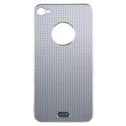 Molife Clubber Aluminum Back Cover Case for Apple iPhone 4G (CL-CL-IP4, Cross Line)_1