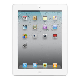 Apple New iPad With Wi-Fi + Cellular (32 GB, White)_1