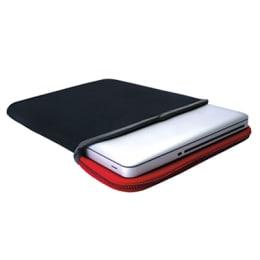 NeoPack 5BK13 Reversible 13.3 inch Laptop Sleeve (5BK13, Black and Red)_1