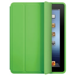 Apple Flip Case for iPad 2/3 (MD457ZM/A, Green)_1