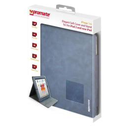 DigMaster Leather Flip Cover for Apple iPad/iPad 2 (IPOSE14.D, Blue)_1