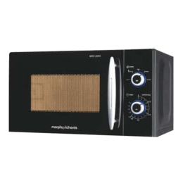 Morphy Richards 20 Litres Solo Microwave Oven (Manual Defrost, 20 MS, Black)_1