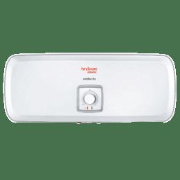 Hindware Ondeo HZ 25 Litres Horizontal Storage Water Geyser (515321, White)_1