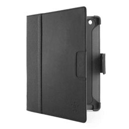 Belkin Verve Folio Flip Cover for Apple iPad 3 (XT2113, Black)_1
