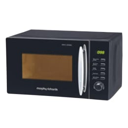 Morphy Richards 20 Litres MWO 20 MBG Microwave Grill Oven (Black)_1