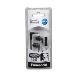 Panasonic RP-TCN120 Wired Headphone (Black)_1
