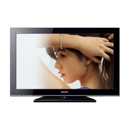 Sony 81 cm (32 inch) HD Ready LCD TV (Black, KLV-32BX350)_1
