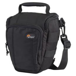 Lowepro Polyester DSLR Bag (Toploader Zoom 50 AW, Black)_1
