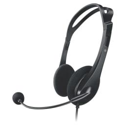 Philips SHM1600 PC Headset (Black)_1