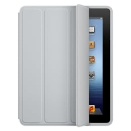 Apple Flip Case for iPad 2/3 (MD455ZM/A, Light Grey)_1