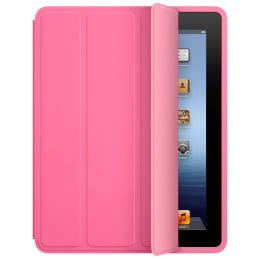 Apple Flip Case for iPad 2/3 (MD456ZM/A, Pink)_1