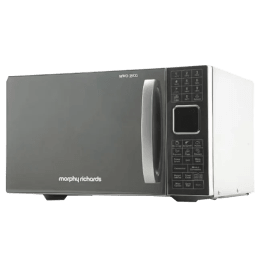 Morphy Richards 25 Litres Convection Microwave Oven (200 Auto Cook Options, 25 CG, Silver)_1