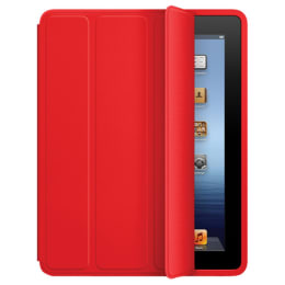 Apple Flip Case for iPad 2/3 (MD579ZM/A, Red)_1