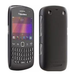 Case-Mate Plastic Back Case Cover for BlackBerry 9350/9360/9370 (Black)_1