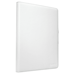 Capdase Protective Flip Case for Apple iPad (FCAPiPad3-PU02, White)_1