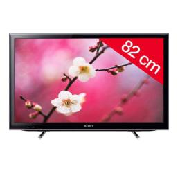Sony 81 cm (32 inch) Full HD LED Smart TV (Black, KDL-32EX650)_1