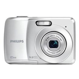 Philips 14 MP Point & Shoot Camera (DSC90SL/94, Silver)_1