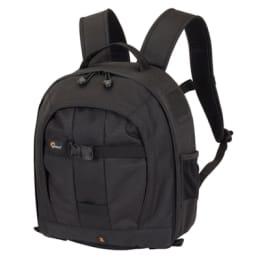 Lowepro Polyester DSLR Backpack (Pro Runner 200 AW, Black)_1