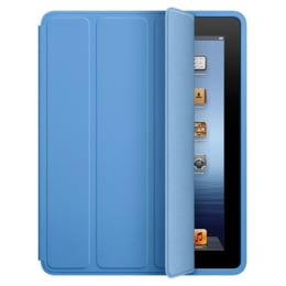 Apple Flip Case for iPad 2/3 (MD458ZM/A, Blue)_1