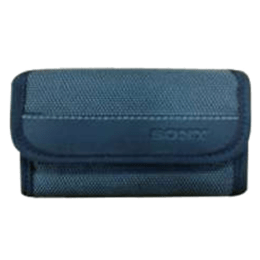 Sony Carry Case for H10/H90 Point & Shoot Camera (Blue)_1