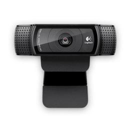 Logitech C920 15 Megapixels Wired USB Webcam (Black)_1