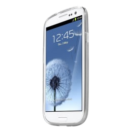 Capdase Alumor Metal Back Case Cover for Samsung Galaxy S3 (White)_1