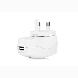 Capdase USB (Type-A) to Lightning Car Charger for iPad, iPhone and iPod (TKAPIPAD-M002, White)_1