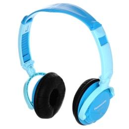 Panasonic RP-DJS200 Wired Headphone (Blue)_1