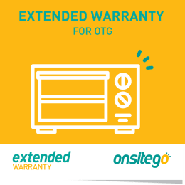 Onsitego 1 Year Extended Warranty for Oven Toaster Grill (Rs.0 - Rs.5000)_1