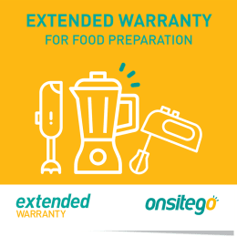 Onsitego 2 Year Extended Warranty for Food Processor (Rs.10,000 - Rs.15,000)_1
