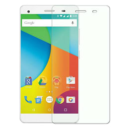 LAVA Pixel V1 Android One Tempered Glass (AO LV PV1 TG, Transparent)_1