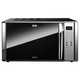 IFB 30 Litres Convection Microwave Oven (Child Safety Lock, 30SC4, Metallic Silver)_1