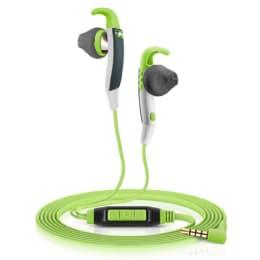 Sennheiser Sports In-Ear Wired Earphones with Mic (MX 686G, Green)_1