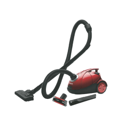 Eureka Forbes Quick Clean DX 0.5 Litres Dry Vacuum Cleaner (Red)_1