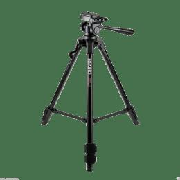 Benro 143.76 cm Height Tripod (T-600EX, Black)_1