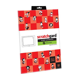 Scratchgard Screen Protector for iBall Slide 3G 6095-D20 Tablet (Transparent)_1