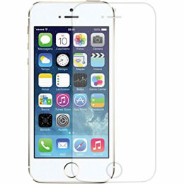 Stuffcool Puretuff Tempered Glass Screen Protector for Apple iPhone 5S/SE (PTGPIP5S, Transparent)_1