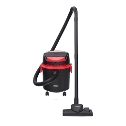 Eureka Forbes Trendy Wet and Dry DX 3.5 Litres Wet & Dry Vacuum Cleaner (Black)_1
