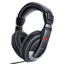 iBall Rocky with Mic and Univo Technology (Black)_1