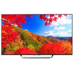 Sony 109 cm (43 inch) 4k Ultra HD LED TV (KD- 43X8500C, Black)_1