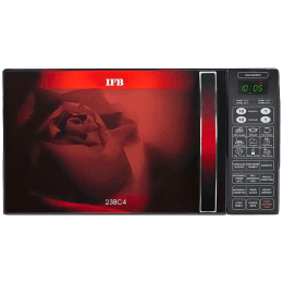 IFB 23 litres Convection Microwave Oven (23BC4, Black)_1