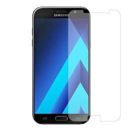 Stuffcool Puretuff Tempered Glass Screen Protector for Samsung Galaxy A7 (PTGPSGA7, Transparent)_1