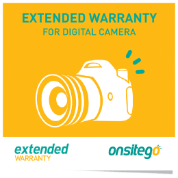 Onsitego 2 Year Extended Warranty for Digital Camera (Rs.75,000 - Rs.100,000)_1